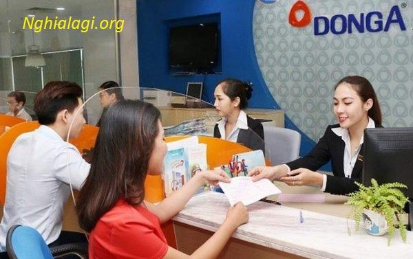 Hướng dẫn vay vốn tín chấp theo lương ngân hàng Đông Á