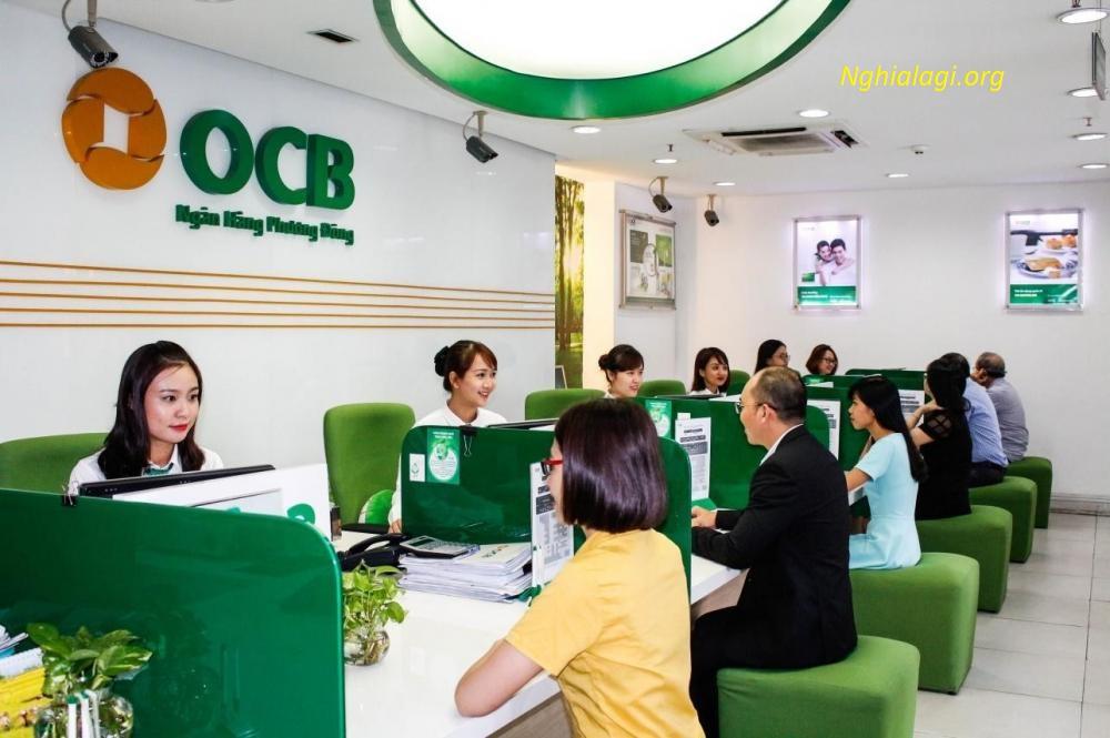 OCB cho vay tiền mặt không cần chứng minh thu nhập