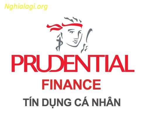 Vay tín chấp công ty tài chính Prudential