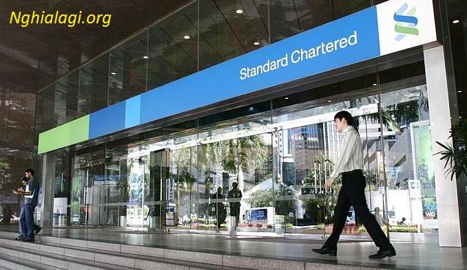 Lãi suất vay tín chấp ngân hàng Standard Chartered