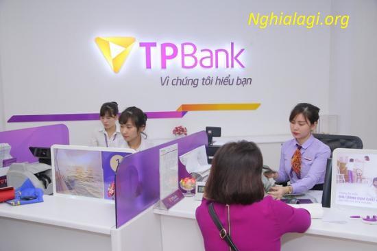 Vay tín chấp TPBank lãi suất ưu đãi