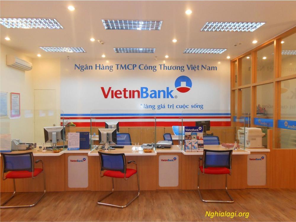 Hướng dẫn vay tiền tín chấp tại ngân hàng Vietinbank