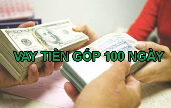 Vay tiền trả góp từ 50 đến 100 ngày thủ tục đơn giản