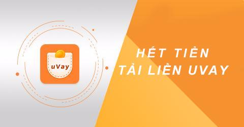 uVay (Evay) : Vay Tiền Lấy Liền - Online Nhanh
