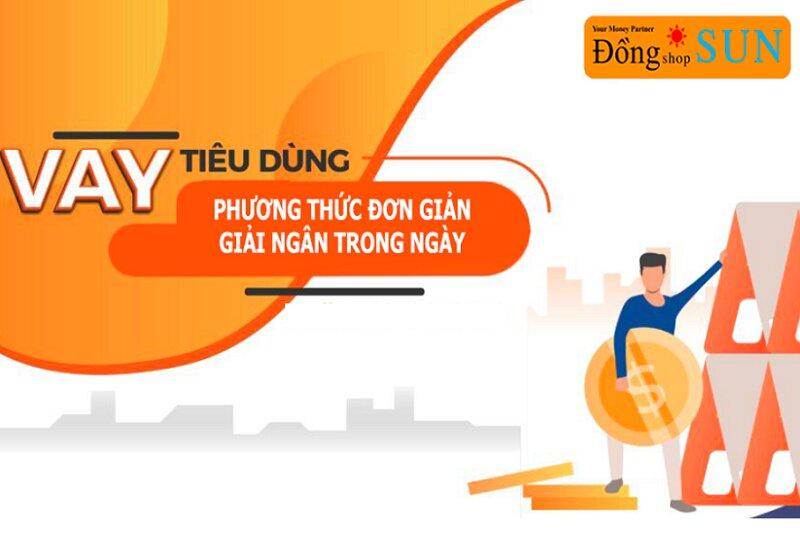 Vay tiền Đồng Shop Sun