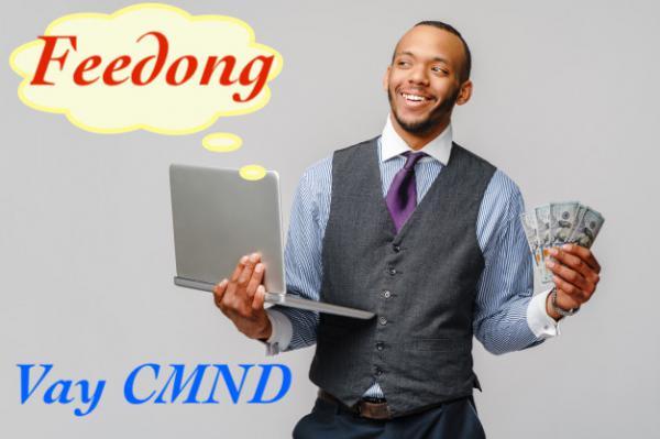 Dịch vụ cho vay tiền FeeDong hạn mức vay rất là cao luôn