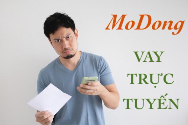 Modong - Vay tiền online trên di động, hỗ trợ tài chính 24/7