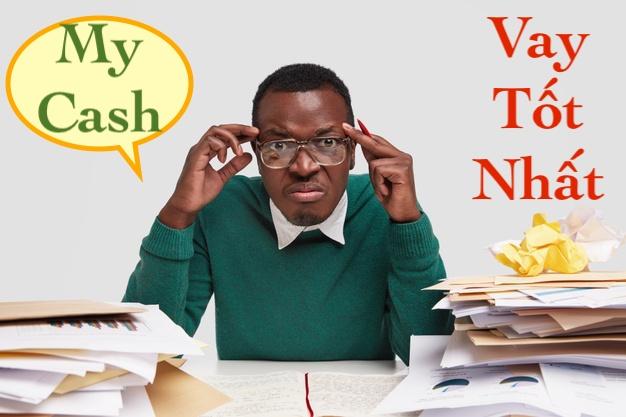 Tải My Cash ứng dụng cho phép người dùng vay mượn tiền