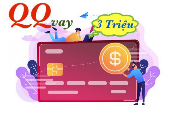 QQVay vay tiền rất là đơn giản chỉ 1 lúc là có tiền