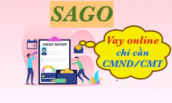 Sago – Vay tiền online nhanh lãi suất thấp