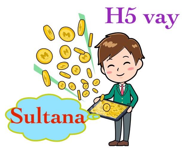 Sultana Vay - Sử dụng Sultana Vay tiền siêu tốc trên di động