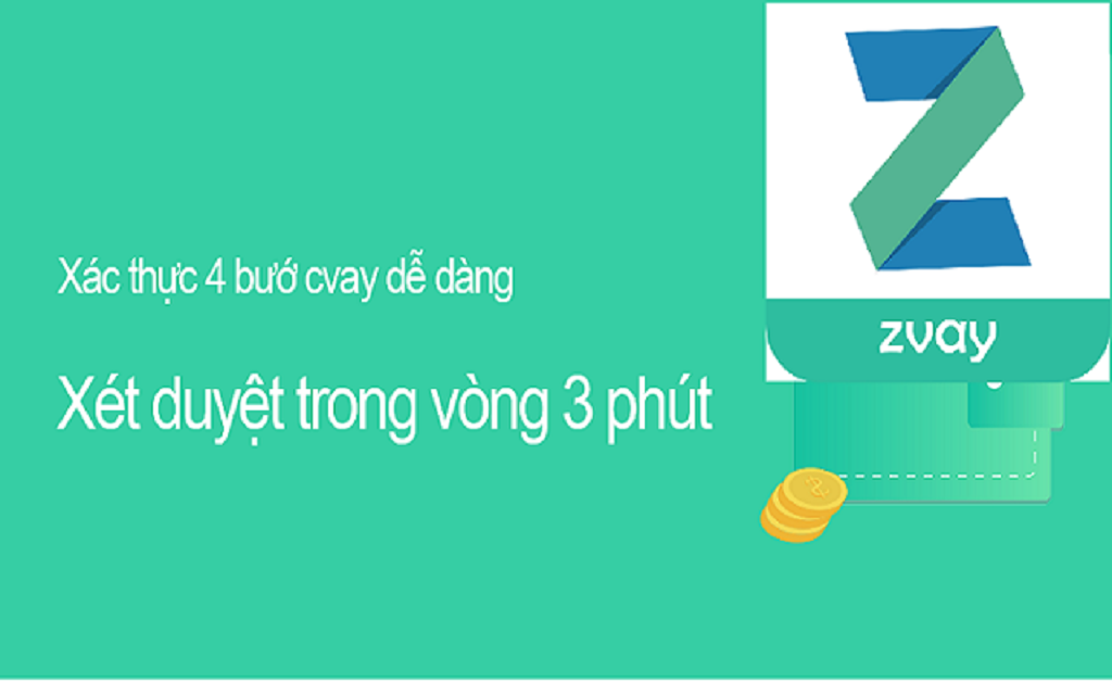 Vay tiền nhanh với ứng dụng ZVay