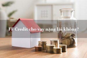 App FFCredit apk ios vay nhận tiền sớm nhất ( FF credit )