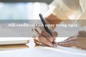 Tải app Aili Credit apk ios vay không giới hạn số tiền vay