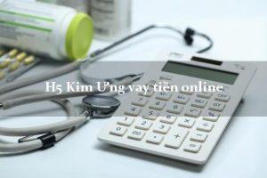 H5 Kim ưng vay – Link đăng ký vay 1 triệu đến 10 triệu
