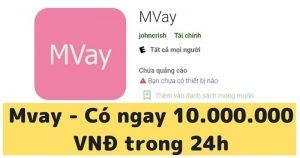 Tải ứng dụng MVAY về ios apk / Nhận tiền trong vài giờ đăng ký