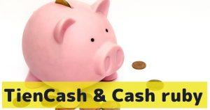 TienCash ứng dụng vay tiền online 24h tiền đã về đầy ví
