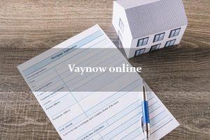 Vaynow – Vay tiền online nhanh lãi suất thấp