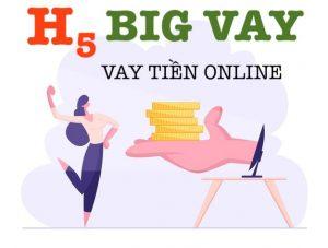 Bigvay dịch vụ vay tiền online trực tiếp bằng cmnd siêu dễ dàng